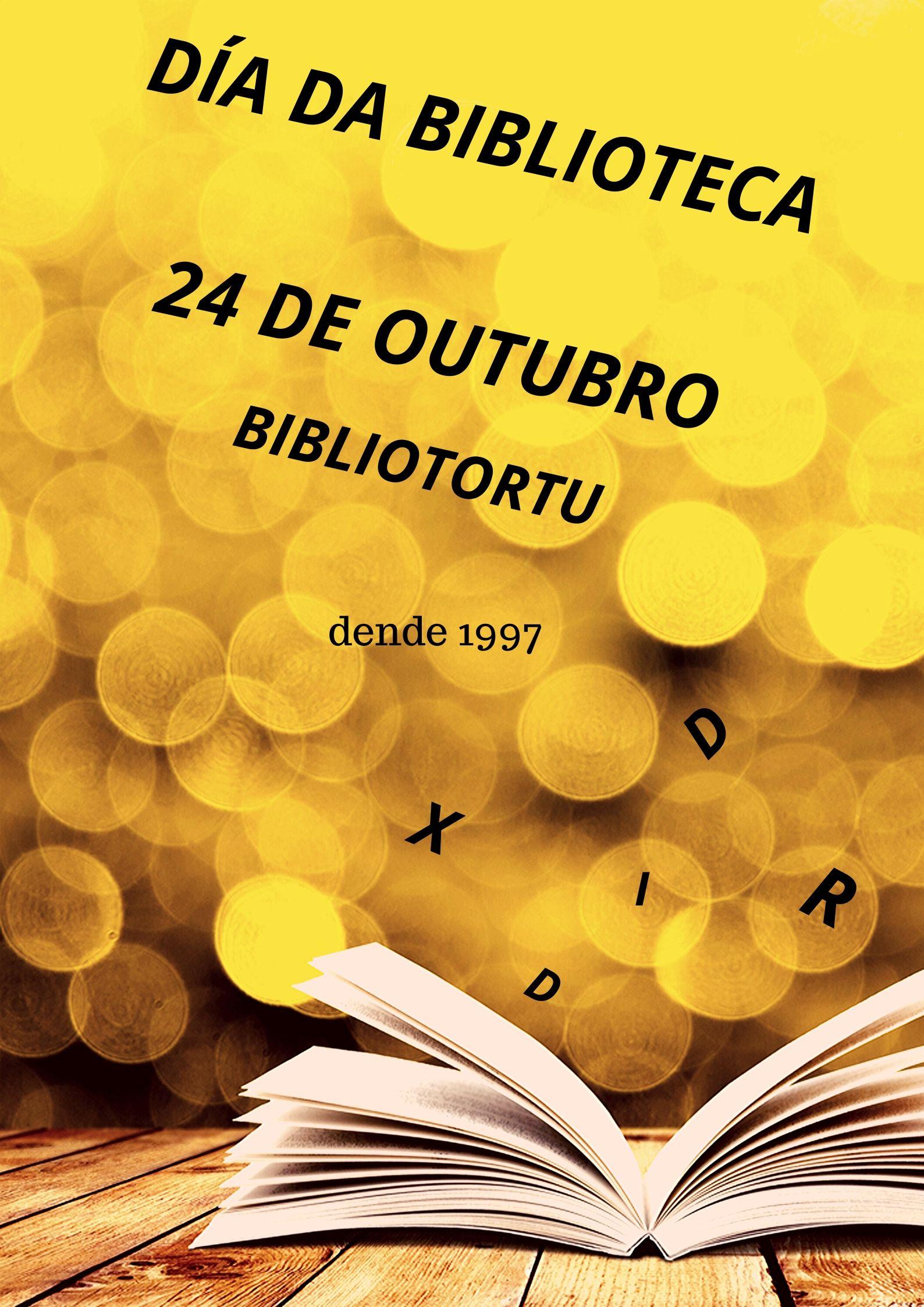 24 de outubro, Día da Biblioteca