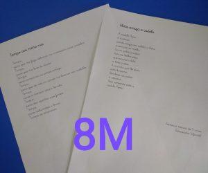 Recital de poesía en E.I polo 8M