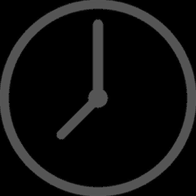 Modificación dos horarios de entrada