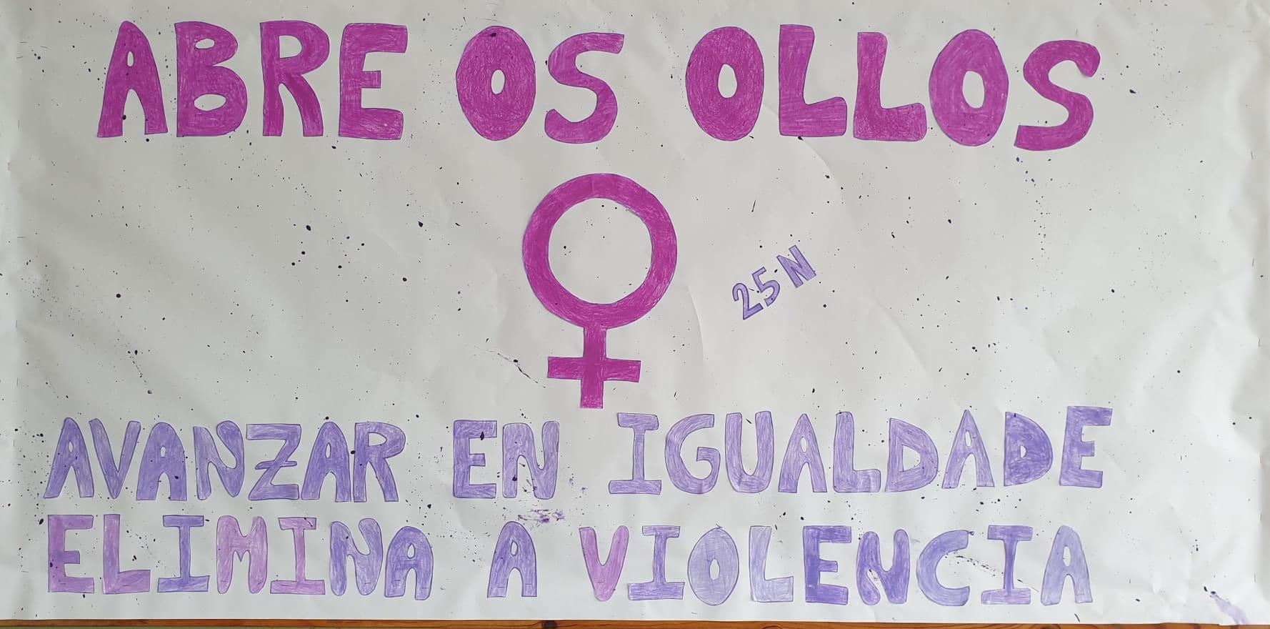 Día Internacional contra a Violencia de Xénero. 25-N