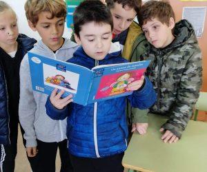 Apadriñamento Lector no Día da Infancia