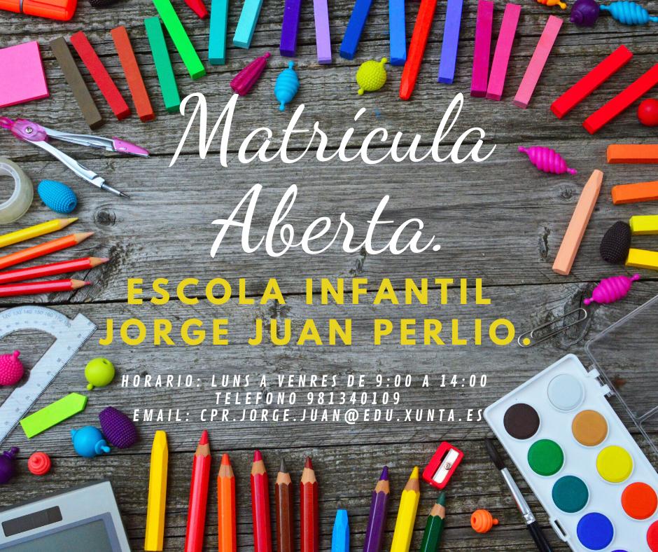 Prazo Matrícula Escola Infantil.