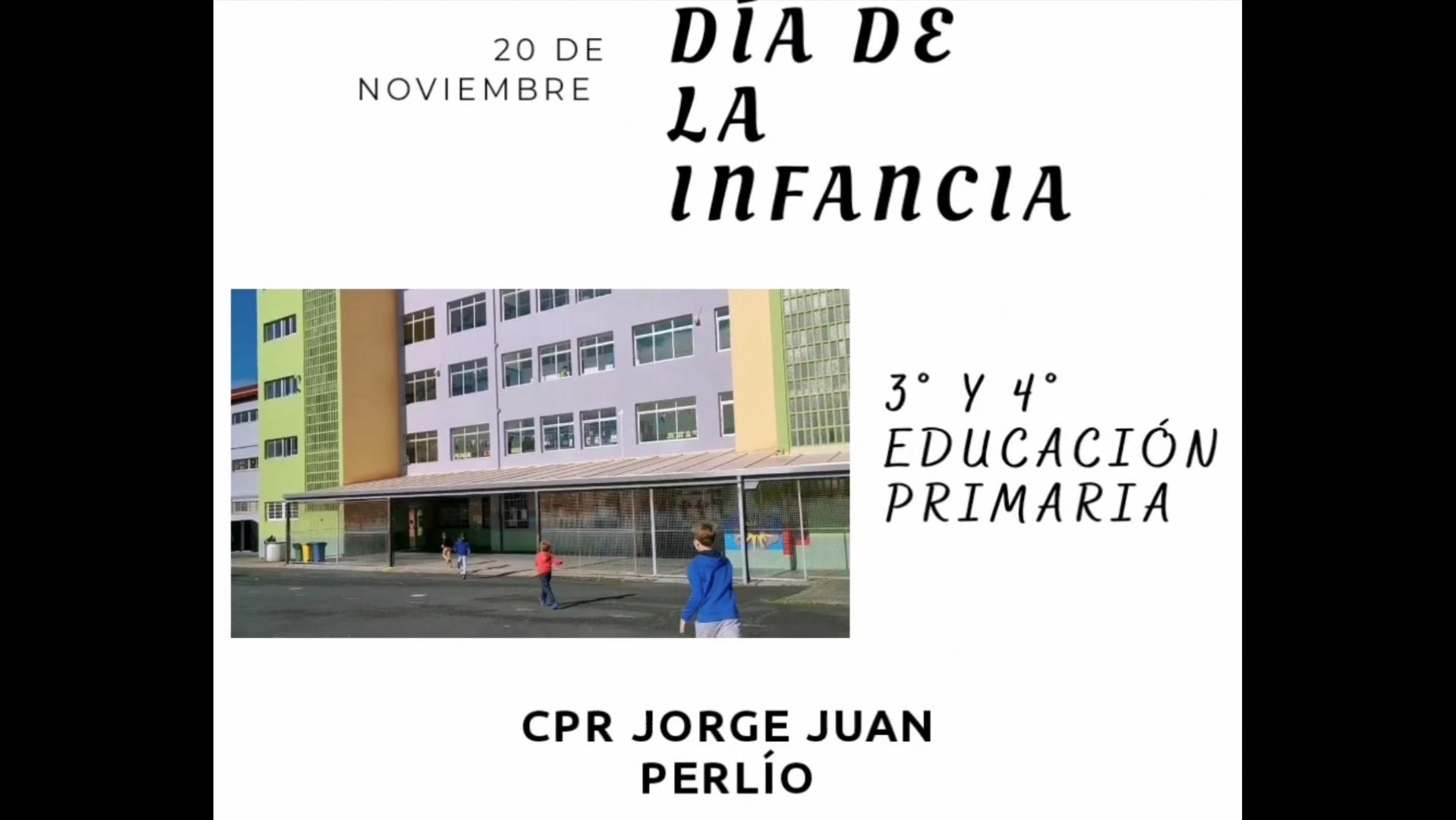 20 de Novembro, Día da Infancia