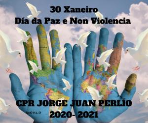 Día da Paz e Non Violencia 2021